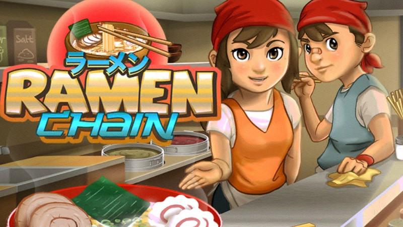 permainan Ramen Chain