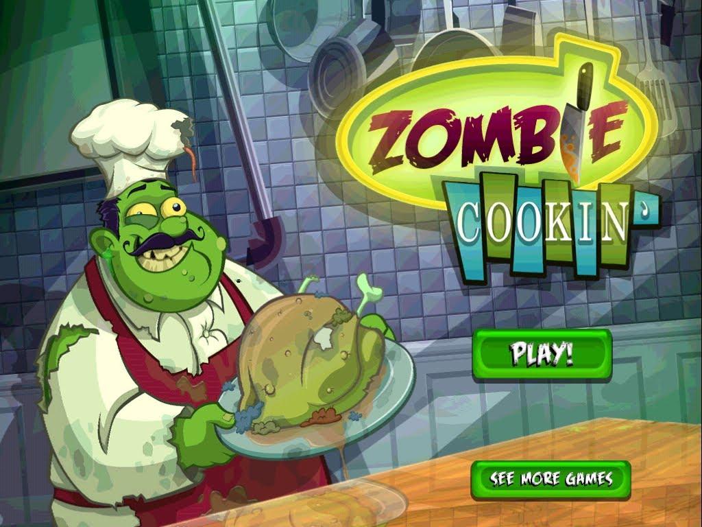 Zombie Cookin games memasak