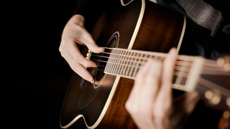 Disiplin berlatih kunci gitar