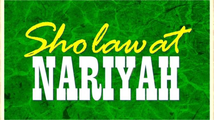 sholawat nariyah bacaan