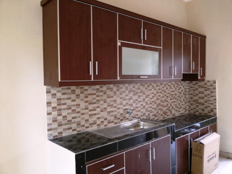 dapur minimalis dinding