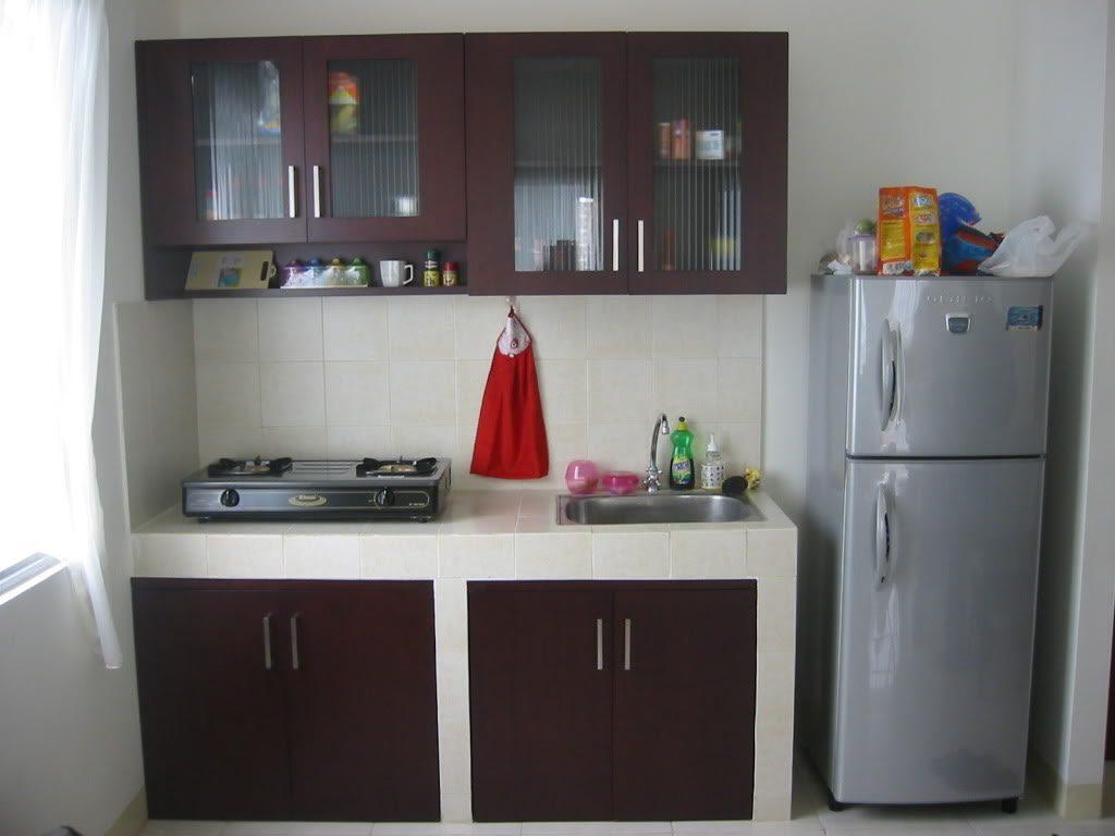 Referensi Desain Dapur Minimalis Modern Low Budget