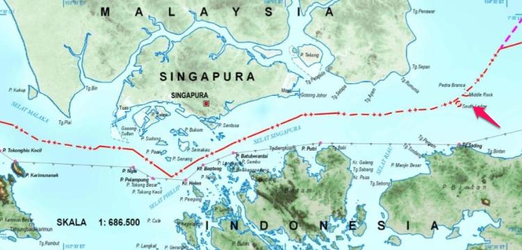 peta indonesia terbaru 2017 riau