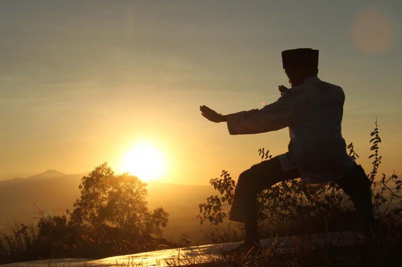 mental spiritual pencak silat