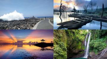 25 Tempat Wisata di Bali Nan Romantis dan Eksotis (Cocok Buat Wisata Keluarga, Anak-anak & Honeymoon)