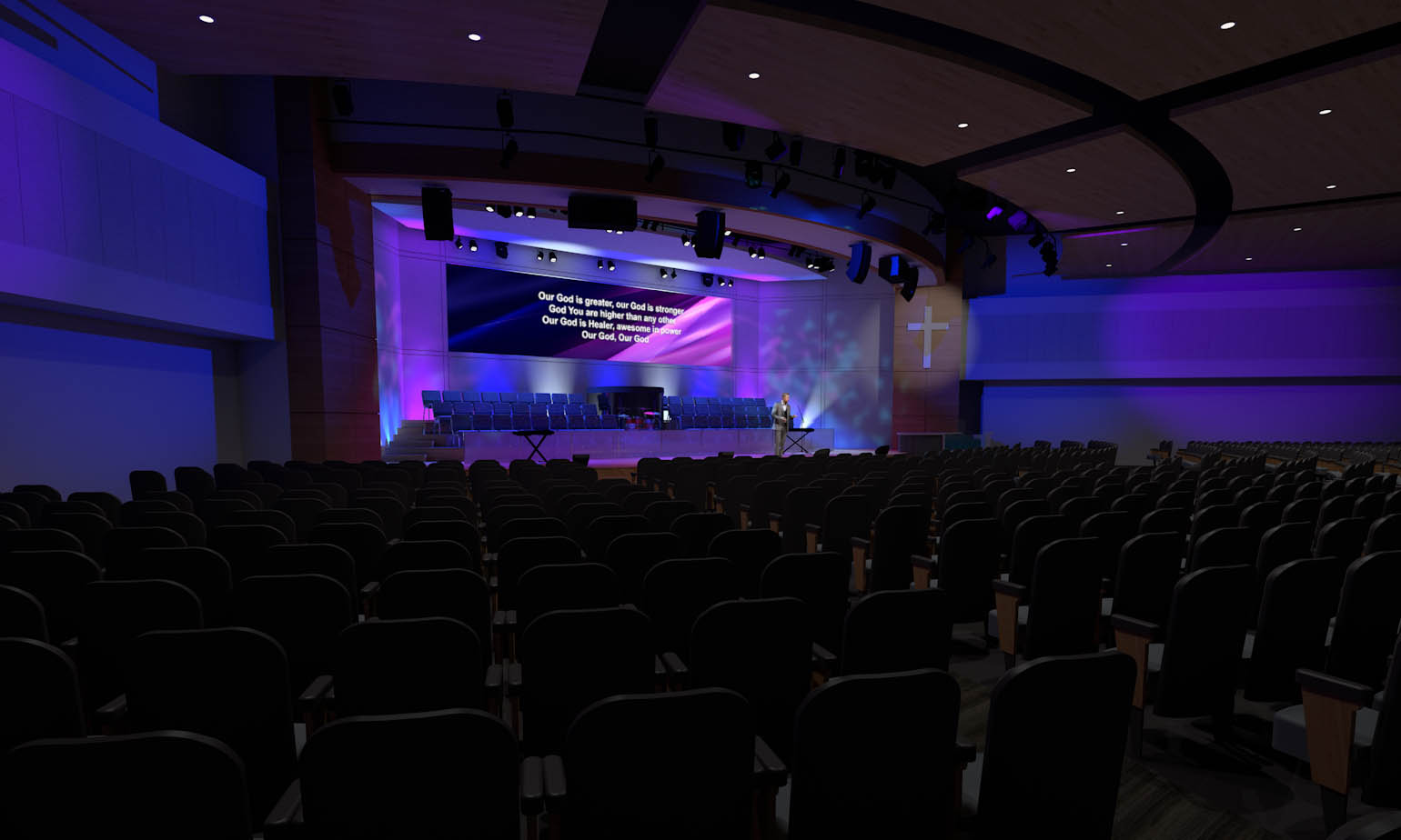 2020 best church stage lighting cost guide