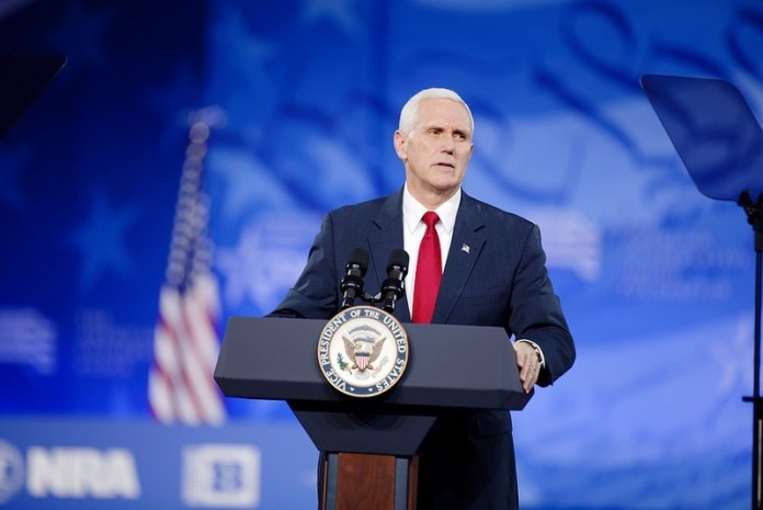 Mike Pence - US Vice President in 2017