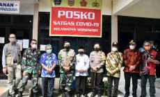 Permalink ke Kunjungan Tim Satgas Covid-19 BNPB di Kabupaten Wonosobo