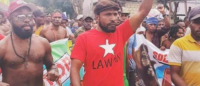 Buron Kerusuhan Papua Tahun 2019 Victor Yeimo Ditangkap!