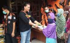 Permalink ke PAC Pemuda Pancasila Kabupaten Brebes, Salurkan Bantuan 500 Paket Beras