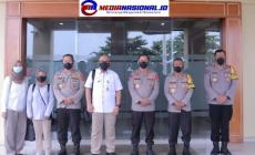 Permalink ke Monitoring Pengawasan Pos Penyekatan, Kompolnas Kunjungi Polda Lampung