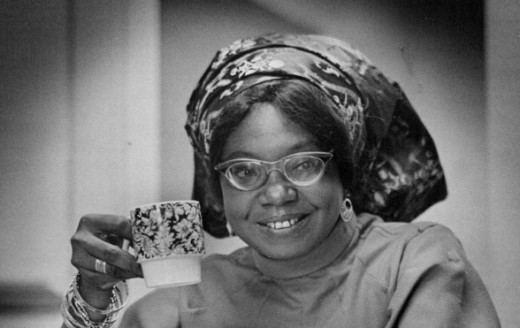 Florence Nwanzuruahu Nkiru Nwapa, first African woman to publish a novel and run a women's publishing house