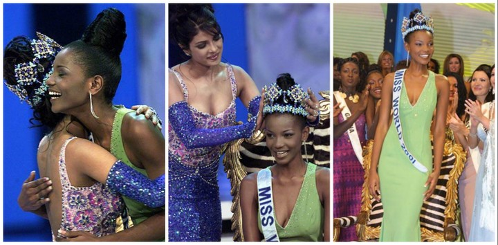 Nigerian First Women - Agbani Darego