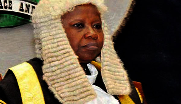 Nigerian First Women - Justice Aloma Mukhtar