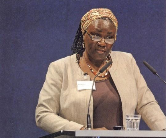 Nigerian First Women - Mojisola Adekunle-Obasanjo