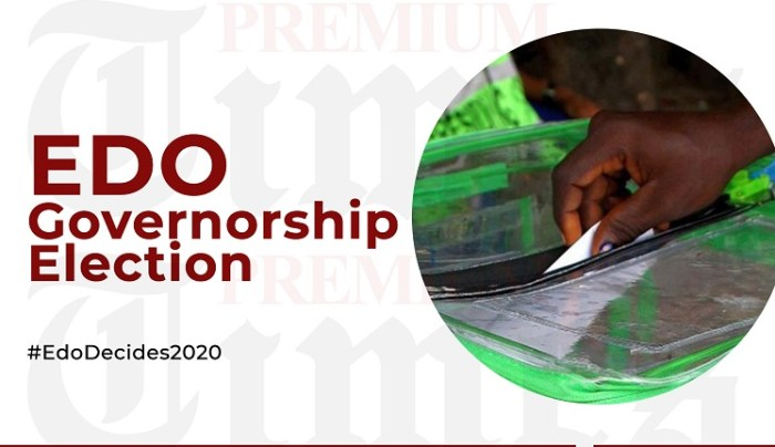 Edo Decides 2020: Live Updates and Results