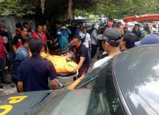 Petugas Evakuasi Bule Tewas