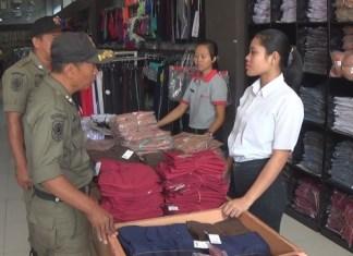 Sidak Satpol PP Jembrana Temukan Perusahan Belum Terapkan Pergub Bali