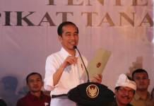 Presiden RI Ir. H. Joko Widodo