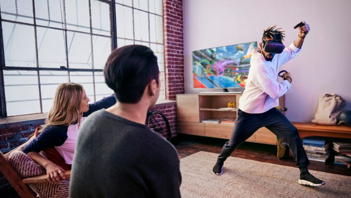 Parks: Virtual Reality (VR) Headsets Remain Niche Video Game Product –  Media Play News