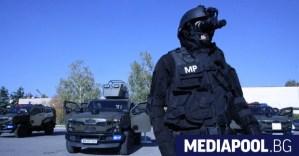 Какво става във военната полиция?