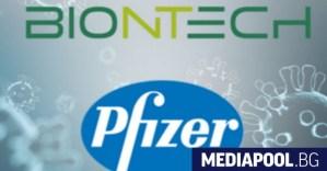 Pfizer: Третата доза ваксина увеличава защитата срещу вариант Delta почти 100 пъти.