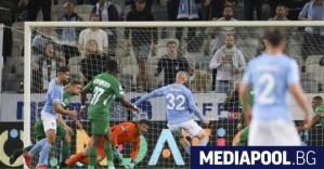Лудогорец загуби с 0-2 от Малмьо и се оттегли от Шампионската лига