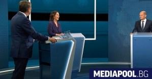 Анкета: Социалдемократите водят преди изборите в Германия