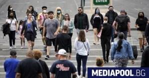 Броят на белите американци в САЩ намалява за първи път