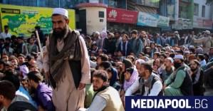 Месец след падането на Кабул талибаните са изправени пред икономическа криза.