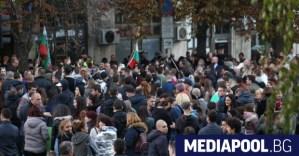 Протестиращите блокираха Орлов мост заради въвеждането на зелен сертификат