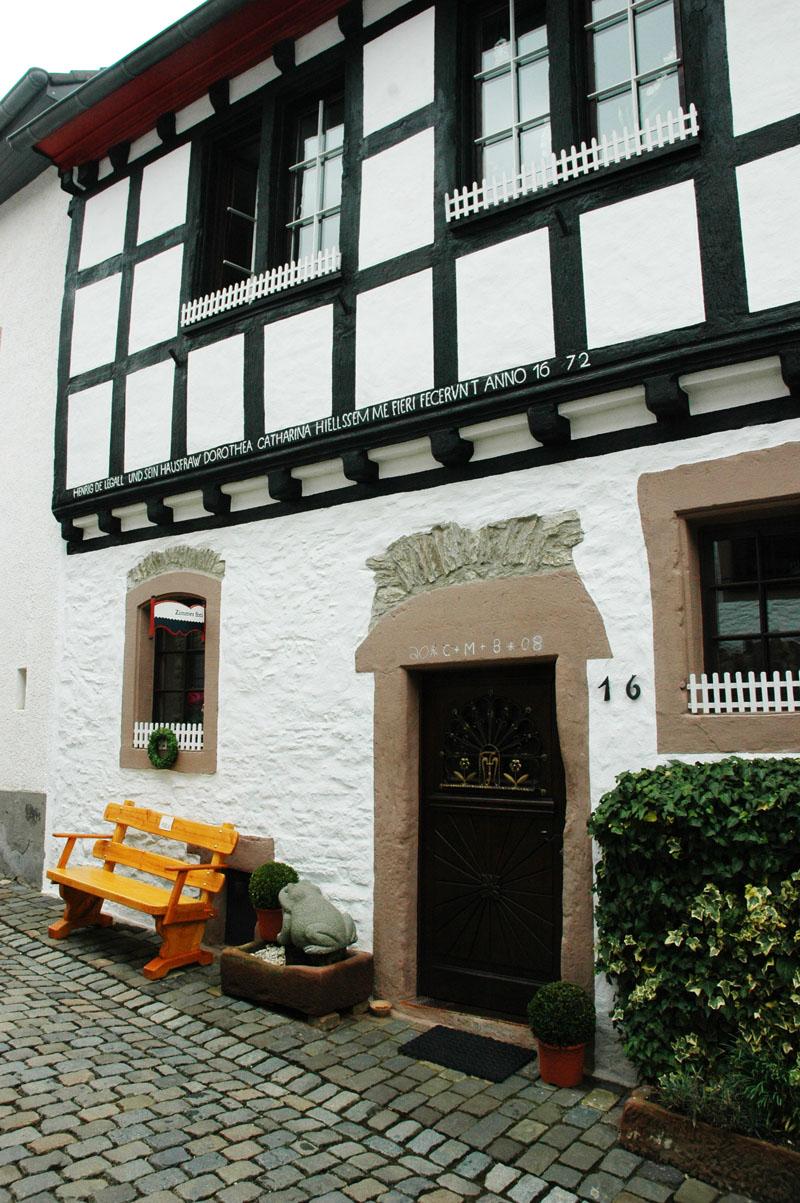 Kronenburg_maison
