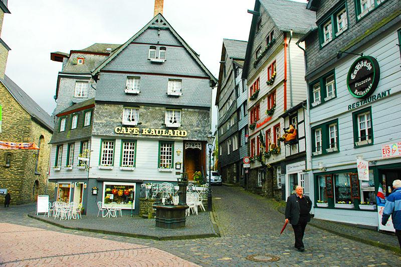 Montjoie – Monschau : déclinaison romantique aux Marches de l'Est