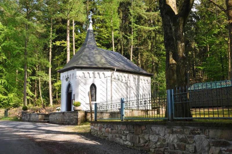 La chapelle de Tinseubois | Vielsalm