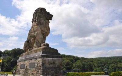 Le lac, le barrage et le lion de La Gileppe | Vidéo