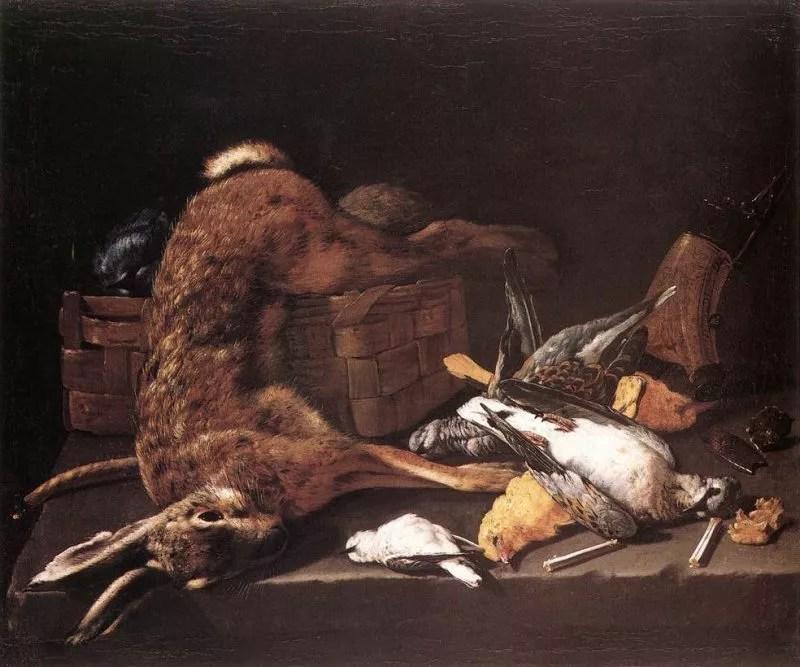 Nature-morte de Giuseppe Recco