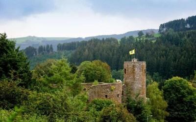 Le château de Burg-Reuland, une gloire discrète
