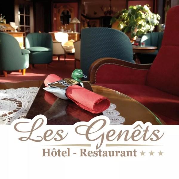 Hôtel | Les Genêts | La Roche en Ardenne