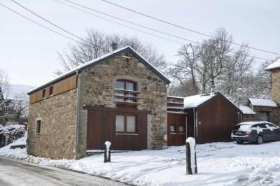 Haute-Bodeux | La pierre et le bois