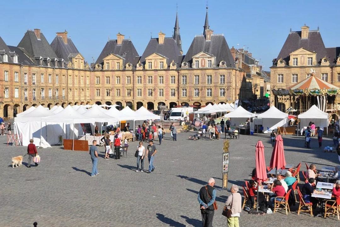 Portfolio-2019-Mediardenne-La Place Ducale à Charleville