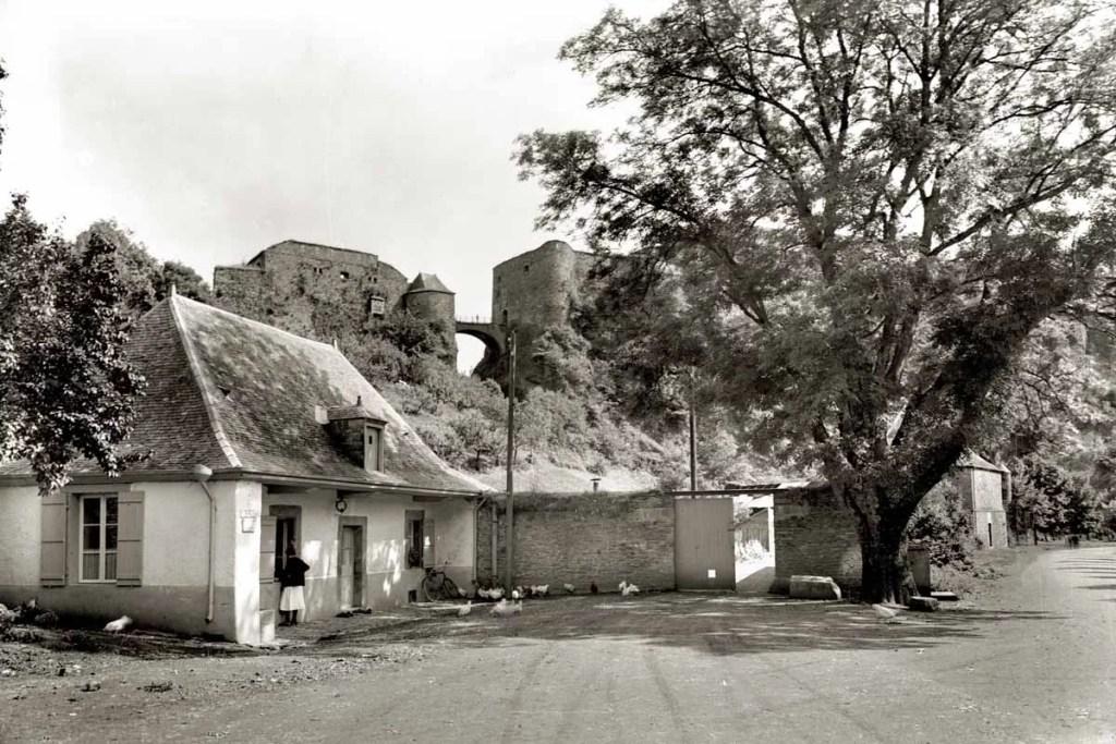 Photo du château de Bouillon