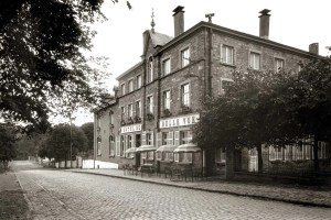 Hotel Belle Vue à Vielsalm