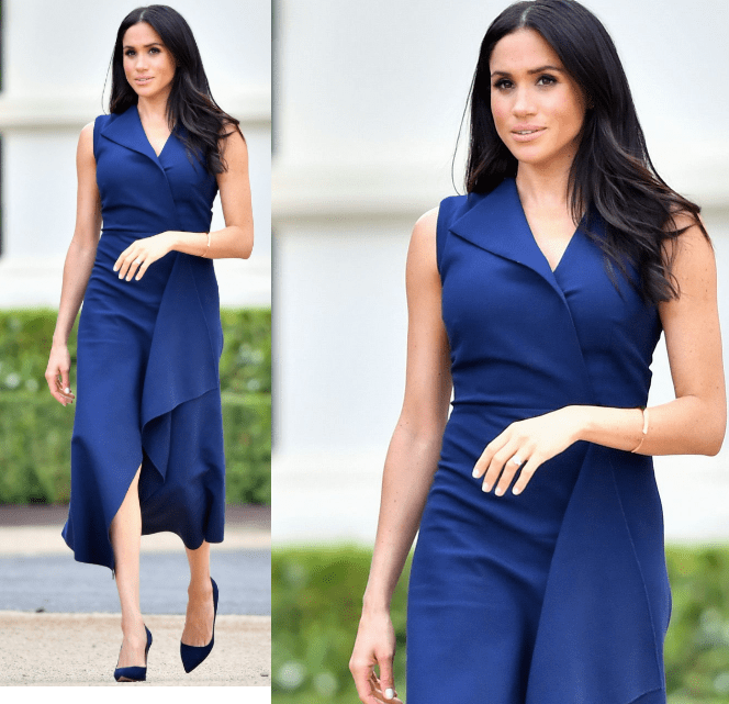 Meghan Markle Overtakes Kylie Jenner To Become The Most Powerful Dresser Of 2019 Media Room Hub