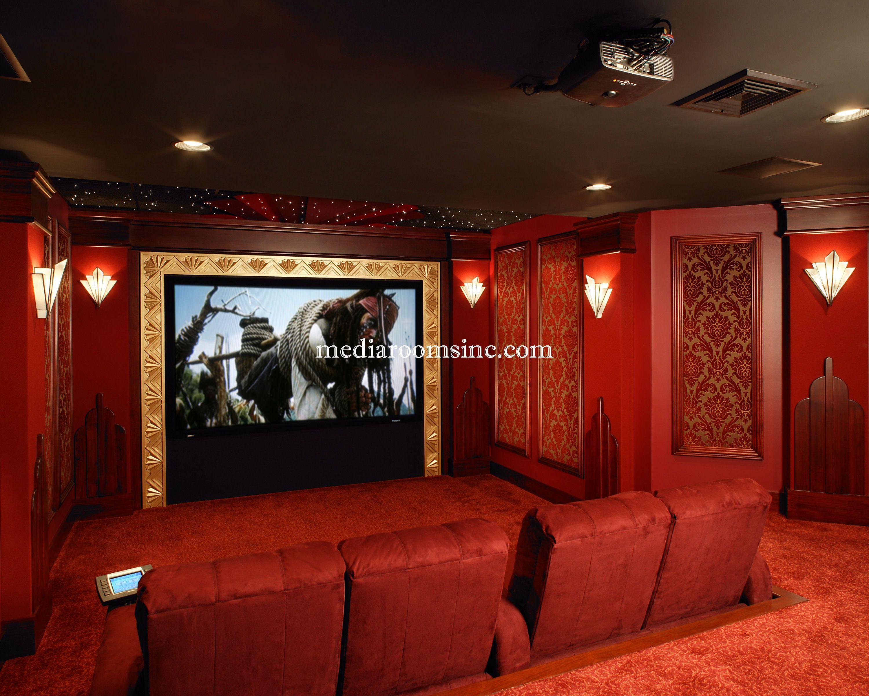 Movie Theatre Home Decor