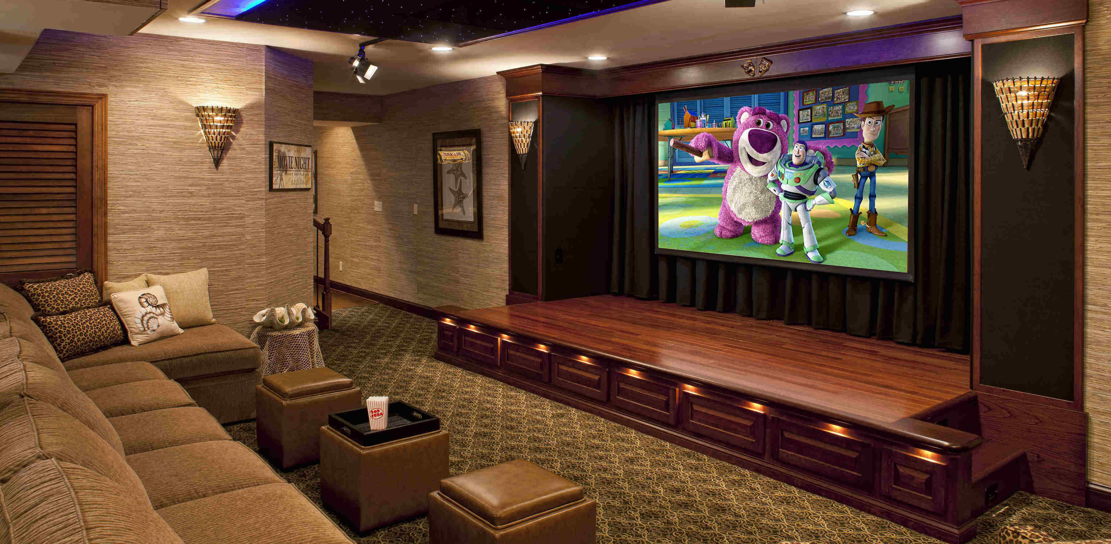 design home theater. home theater installation west chester pa; performance 4 design
