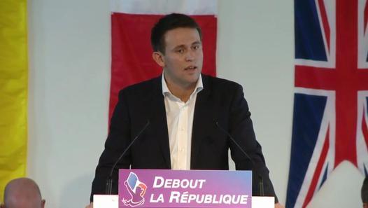 Nicolas Calbrix (Debout la République) :