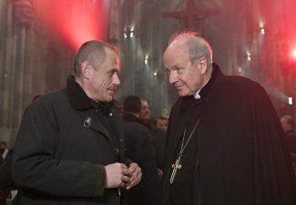 Slikovni rezultat za kardinal schoenborn conchita