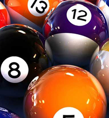 poll balls