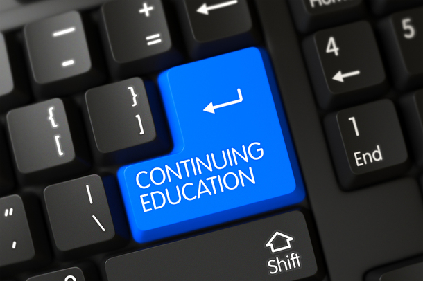 Professional engineer continuing education