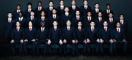 Arsenal s'habille en Lanvin